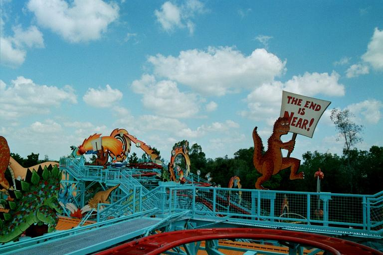 pictures of walt disney world rides. It was a pretty cute ride,